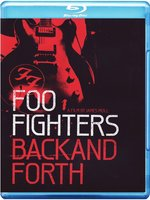 Foo Fighters. Back and Forth (Blu-Ray)