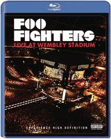 Foo Fighters. Live At Wembley Stadium (Blu-Ray)