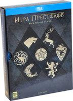 Игра Престолов. Весь третий сезон (5 Blu-Ray)