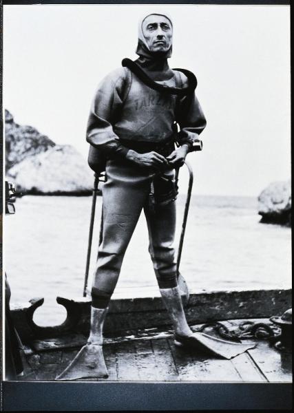 Жак ив кусто - изобретатель акваланга и приборов для подводной съёмки